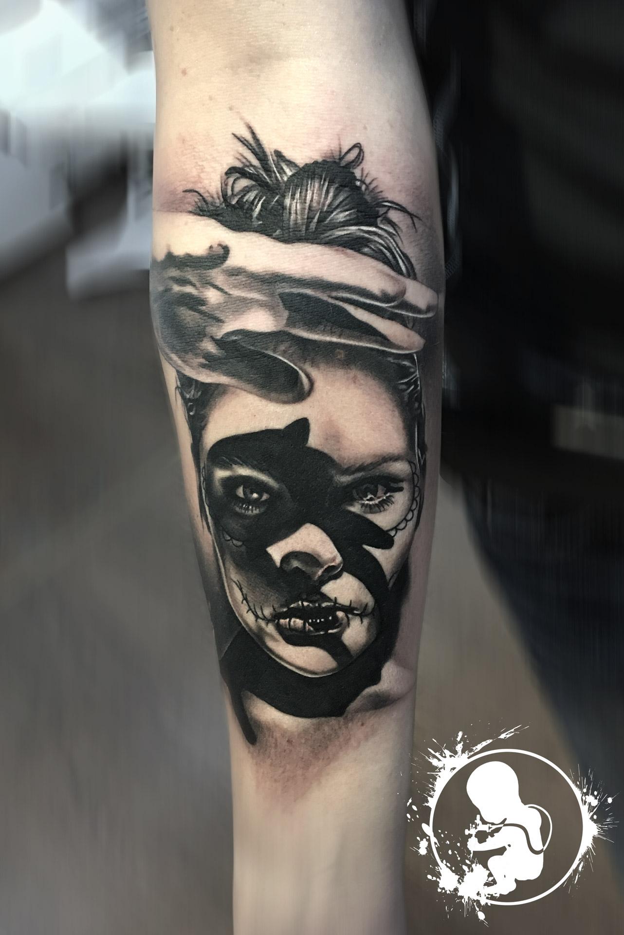La Cattrina | Thomas | Newborn Tattoo Wolfratshausen